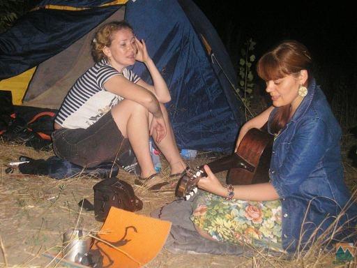 Наши девочки: Наиля  и Лиля